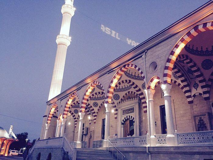 Mosque Konya Or Otogar Cami