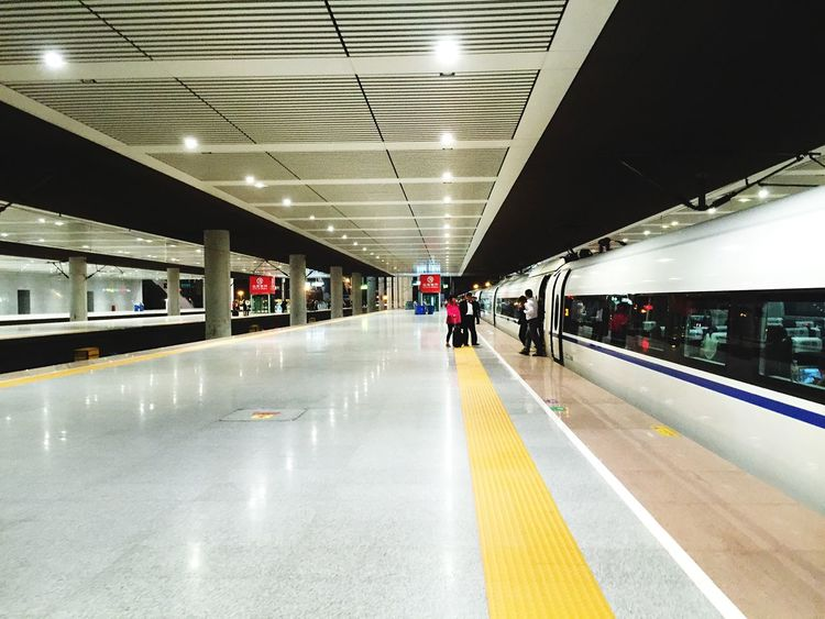 Railwaystation Travel Photography Public Transportation IPhoneography