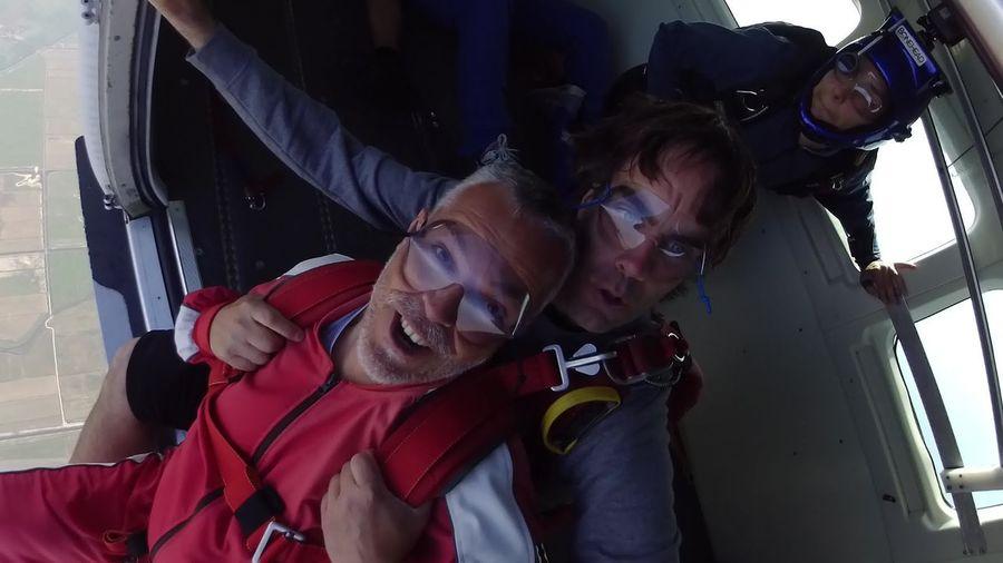 Skydiving Real