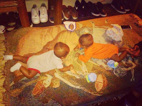 My Nephews Halloween2014