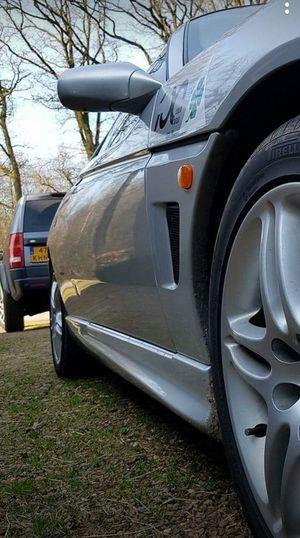 Transportation Outdoors Car Sky Alfa Romeo GTV 3.0 V6 24V Zender. Landrovert Discovery.