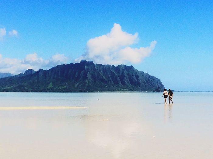 Eyeemhawaii Hawaii Sandbar