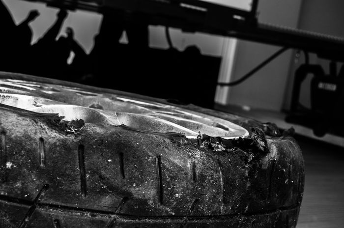 Cars Rally Rally Day Black & White Light And Shadow Blackandwhite Photography Urban Urbanphotography Black Flat Tyre Tyre Tyre Marks Destroyed Wheel Racing Streetphotography Summer Road Tripping The Street Photographer - 2018 EyeEm Awards EyeEmNewHere 10