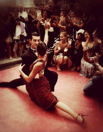 Tango Tango Streetdancing Tango Time Passion