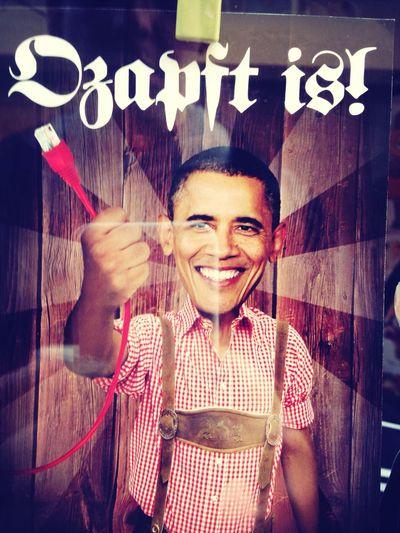 Obama Ozapftis