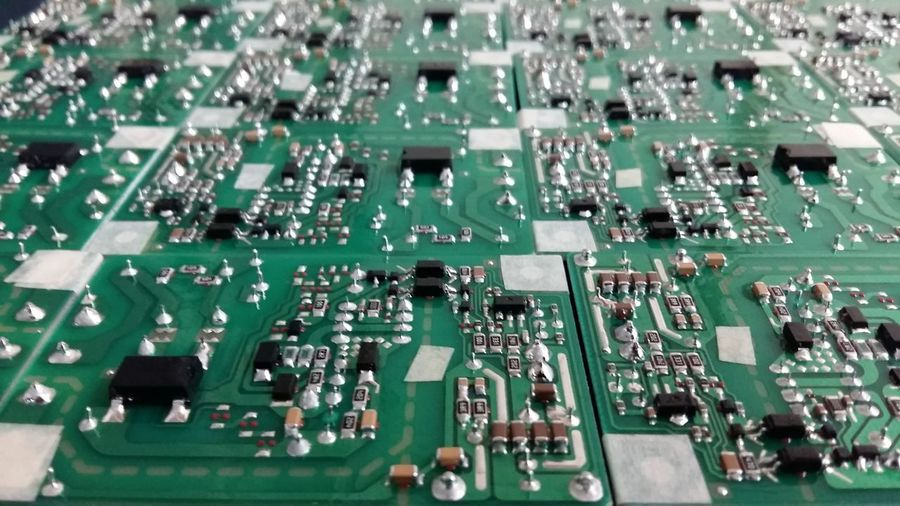 Backgrounds Circuit Board Close-up Complexity Computer Chip Computer Equipment Computer Part Day Electronics Industry Full Frame Green Color High Angle View Indoors  Mother Board No People Technology