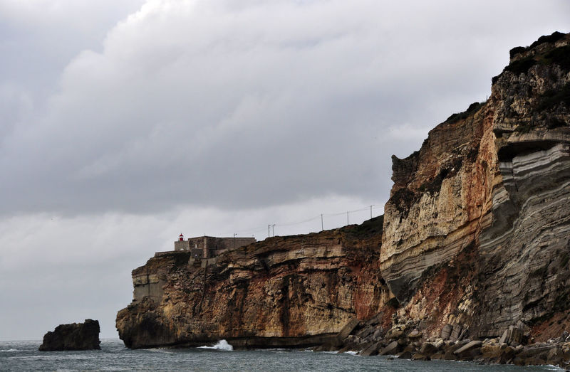 Atlantic Ocean Cliff Falaises Geology Nature Physical Geography Portugal Rock Rock Formation Seeside