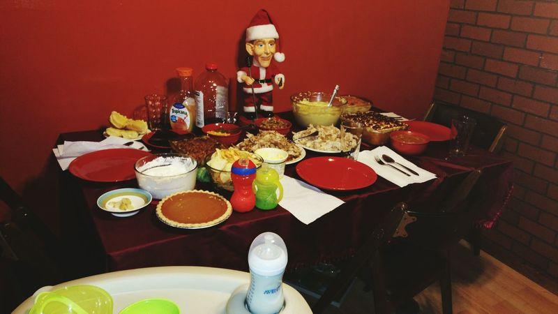 CHRISTMAS DINNER 2014 Christmas Dinner