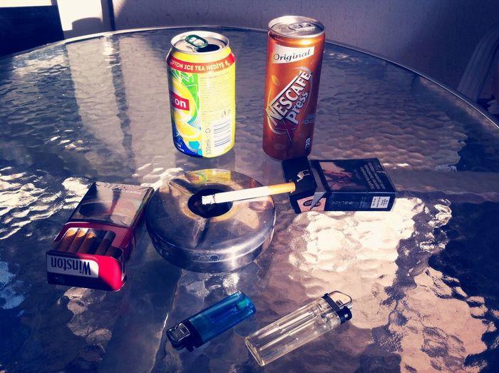 Drink Delight  Cigarett Joy ??