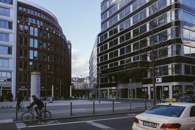 Perspective. City Architecture Building Exterior Built Structure Transportation City Street Outdoors Urban Road Office Building Exterior Sky Day Streetphotography Street Urban