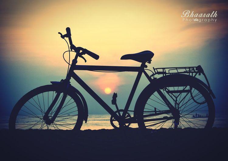 Sunrises @ Marina Beach - Chennai