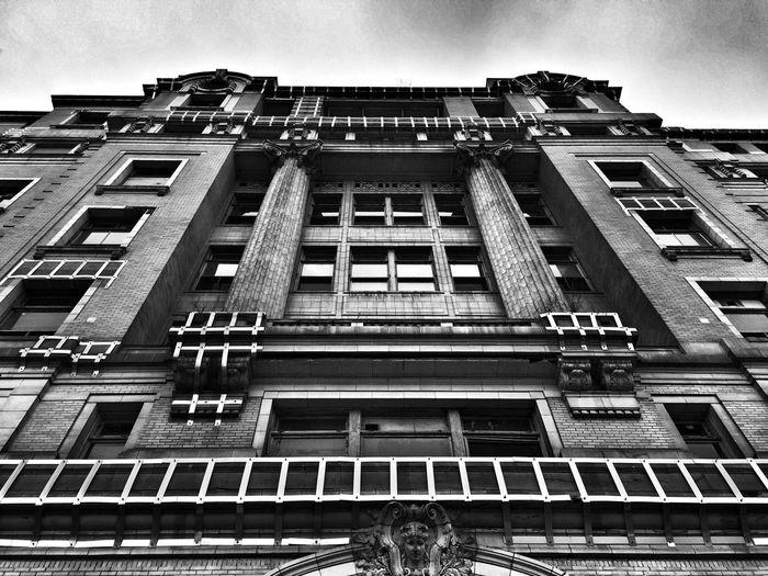 Blackandwhite Architecture Chicago