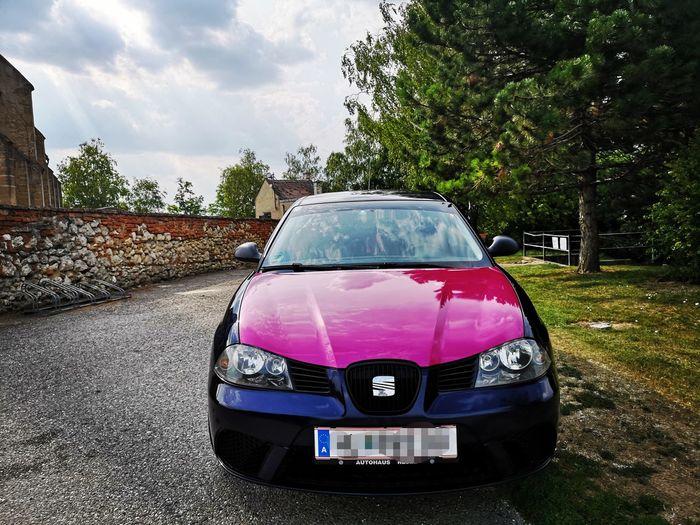 Austria Austrianphotographers Loweraustria Seat Ibiza Love Alittlebitlower Car Sky