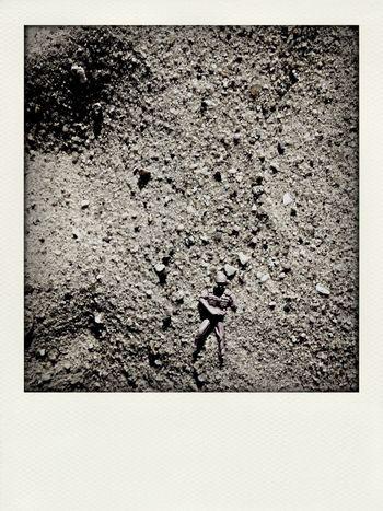 """©Ann Rigley """"b e a c h t r e a s u r e s i"""" Lost In Sand EyeEm BlackandWhite IoLIGHTstudios  Soldier NeverLeaveaManBehind"""