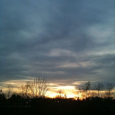Sunset Badass 3GS Iphoneonly oshawa sky nofilter
