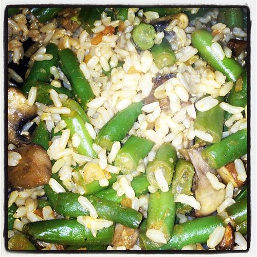 Veggie Vegetarian Bejitarian Yummy onepot