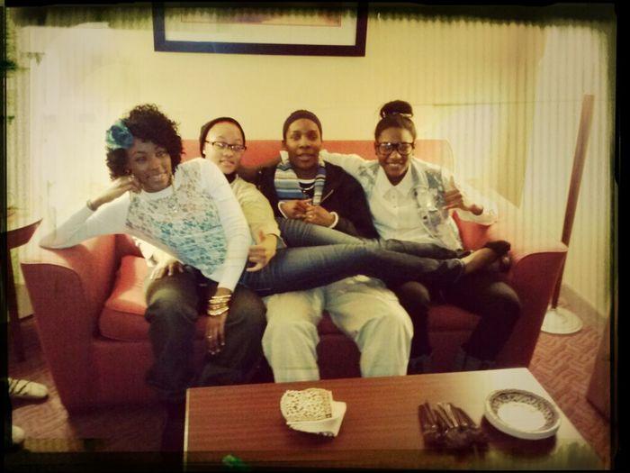 the crew :) THE CREW