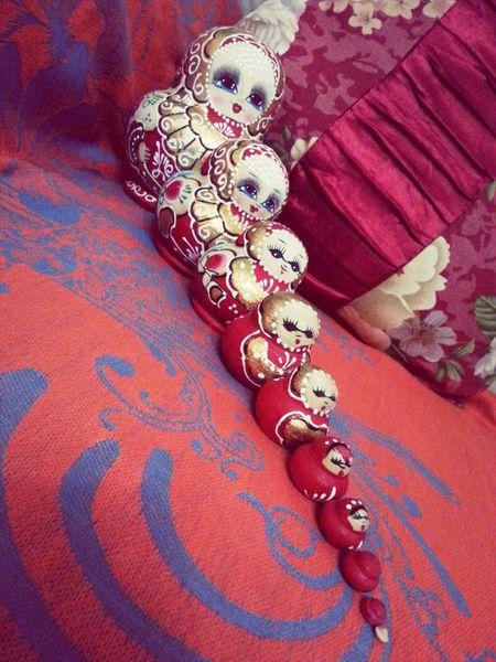 Taking Photos Relaxing Matryoshka Matryoshka Doll matryoshak♡♡♡