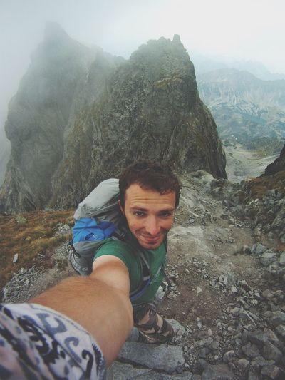 Orla Perć, Tatra Mountains, Poland Mountains Poland Mountain Range Mountain Self Portrait Hiking Trekking Adventure Orla Perc Tatra Outdoors Explore Nature