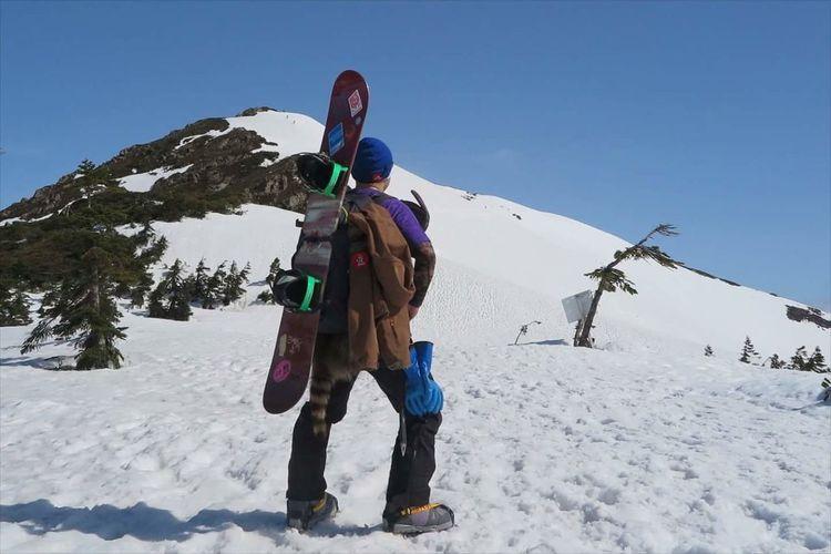 まだ冬しててすいません(*≧∀≦*) Snow Mountain Adventure Riding Outdoors Vacations Winter Landscape Beauty In Nature Photo Canon EyeEm Best Shots EyeEm Nature Lover Japan Mountains Snowboarding