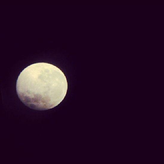 Picoftheday Instagramphoto Tagsforlike Likeforlike instagood instamood beautiful silver big moon night in summer 2013 amazing bestoftheday