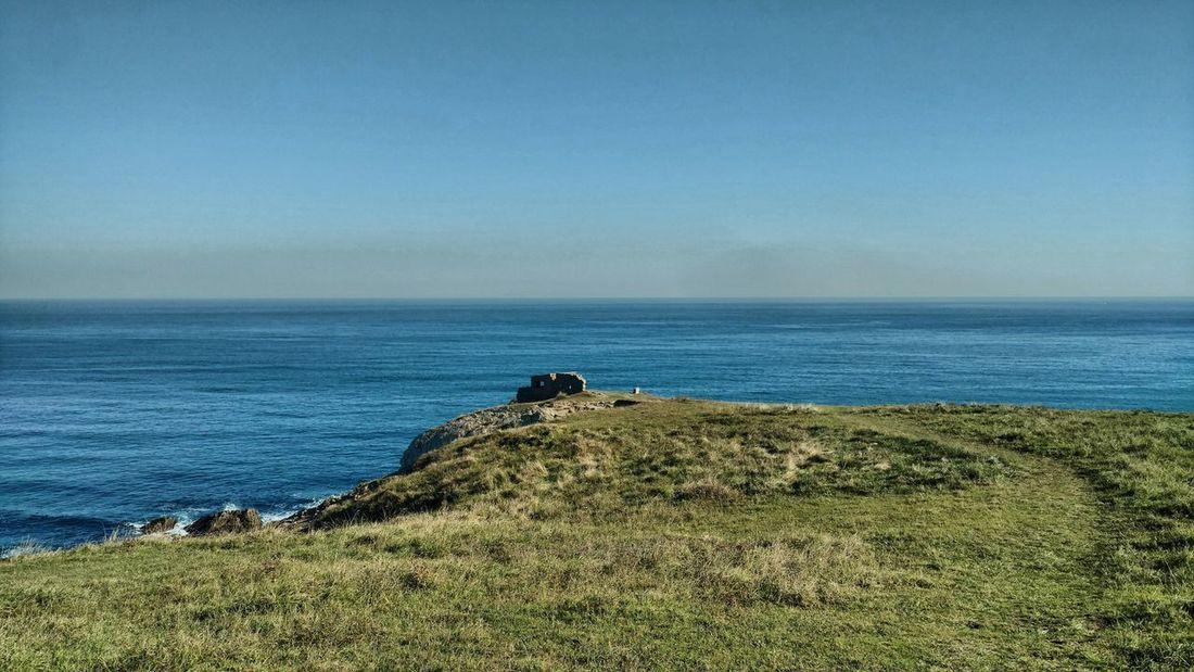Euskalherria Bizkaia Sea Water Beach Beauty In Nature Scenics - Nature Land Tranquility
