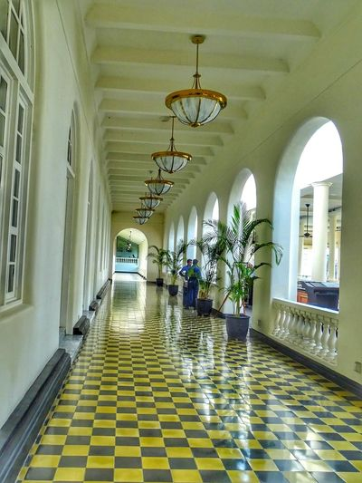 Architecture Built Structure Tiled Floor Indoors  Arch No People Day Sri Lanka 🇱🇰 SriLanka Outdoors Srilankanbeauty EyeEm Sri Lanka Tourism Hotels And Resorts Built Structure Colombo Sri Lanka EyeEm Best Shots - Architecture EyeEmbestshots Eyeem Photography Beautiful Places Around The World Beautiful Place ♥ Travel Destinations Travelphotography The Secret Spaces