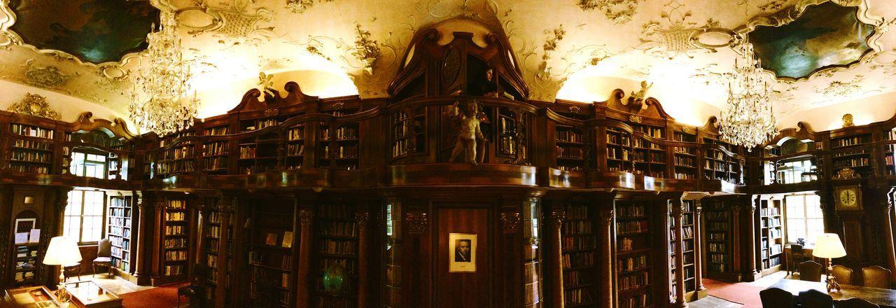Schloss Leopoldskron The Sound Of Music Library Old Castle Castle Salzburg Austria Schloss Max Reinhardt