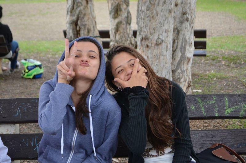 ? Crazy Girls Friends Love