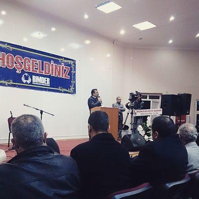 Bimder Mekkenin fethi konferansı yoğun bir katılımla başladı Yakupcetincom Bimder Bozkır Konya konferans islam dini Bozkırdayaşam