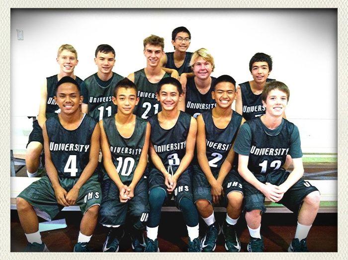 UH Lab Basketball Team