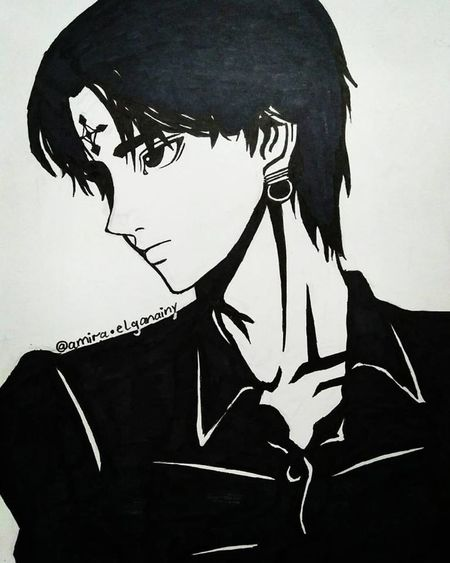Hope you like it :) Anime Hunter Hunter X Hunter Kuroro My Drawings Animelover Close-up Day Headshot Hunterxhunter Indoors  Lifestyles My Drawing One Person People Real People Side View Studio Shot Young Adult Young Women