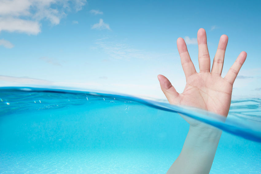 Blue Body Part Close-up Day Finger Hand Human Body Part Human Finger Human Hand Human Limb Leisure Activity Lifestyles Nature One Person Outdoors Pool Real People Sky Swimming Pool Turquoise Colored Unrecognizable Person Water