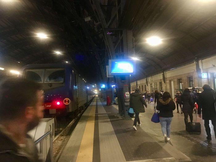 Milan train station 2
