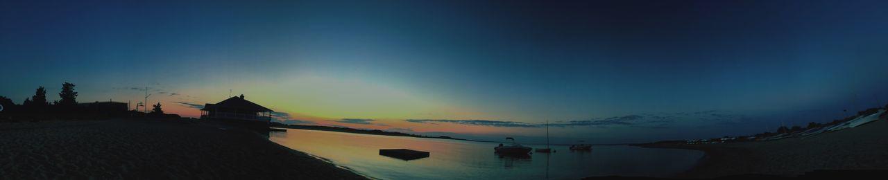 Scenery Shots Sunrise
