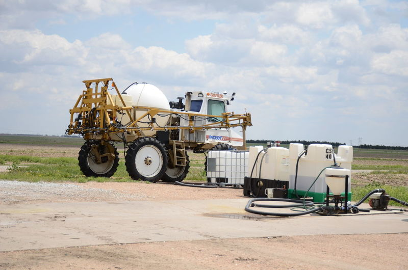 Ag Application Equipment Ag Equipment Agriculture Large Sprayer Spray Technology Agronomy Plant Protection Plant Protection Science First Eyeem Photo