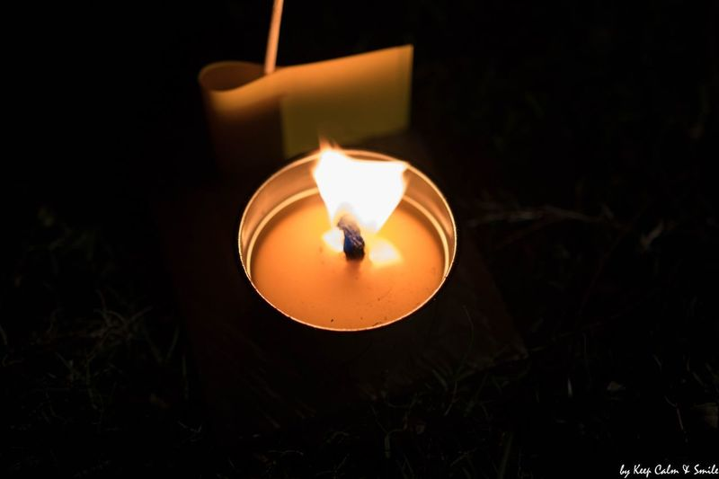 candle light Diya - Oil Lamp Illuminated Black Background Flame Heat - Temperature Burning Spirituality Candle Diwali Tradition Candlelight Fire Pit Campfire Camping