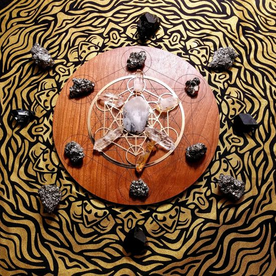 Danburite Pyrite Hematoidquartz Arkansasquartz BlackTourmaline Metatronscube Lasertrees Crystallotus