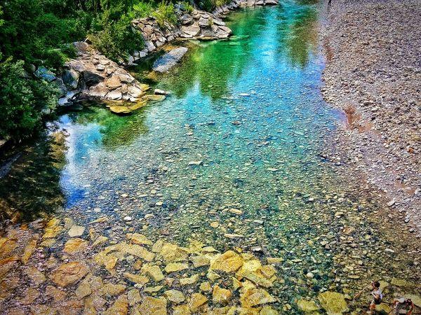 River Valtrebbia RivergaroItaly❤️ Italia Italy Perspectives On Nature