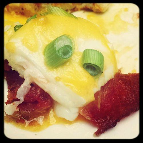 Sadface Eggs Benedict