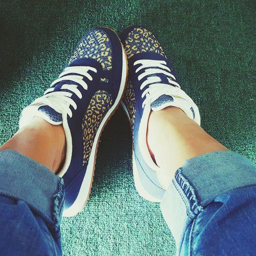 Kotd Shoes Shoeselfie Fila Shoephotography