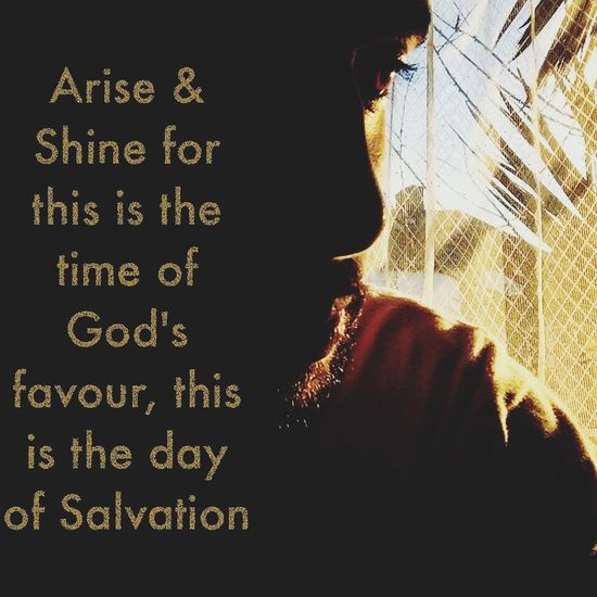 The day that is ahead of you is more glories than the dark memories of yesterday Arise Shine Today :) Day Look Ahead Look At Today Go Fourth #favourofgod #dayofsalvation