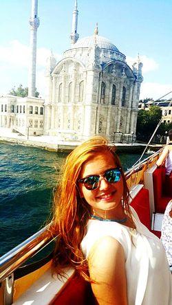 Istanbul #turkiye Ortaköy BoğazdanManzaralar Bogazturu Deniz Gunes