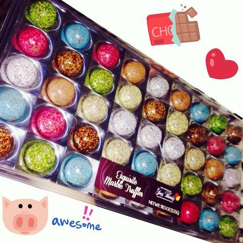 MarbleTruffles Truffles Chocolates Sweets