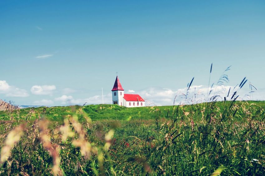Iceland Island Westiceland Church Check This Out Ilike2travel Itravelplus Lifeisbeautiful Hello World Enjoying Life