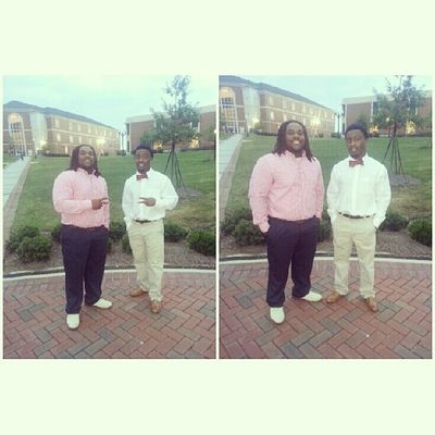 Me and my bro @jacextyson on the social quad Elitetuesday Elitemen TroyUHC2K14 TroyU fresh