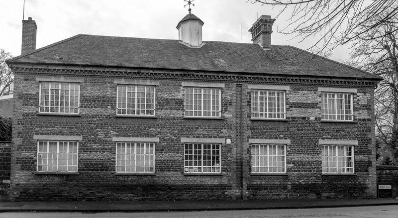 Swanpool House Stable, Wellingborough, Northamptonshire Street Wellingborough Black And White Urban FUJIFILM X-T2 Town Monochrome Northamptonshire Monochrome Photography