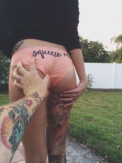 Tattoo Ass