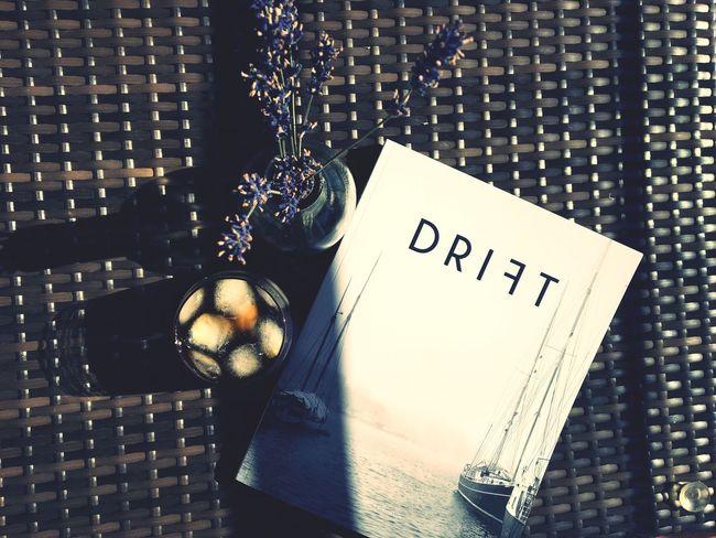 Drift Magazine Magazine Relaxing Coffee