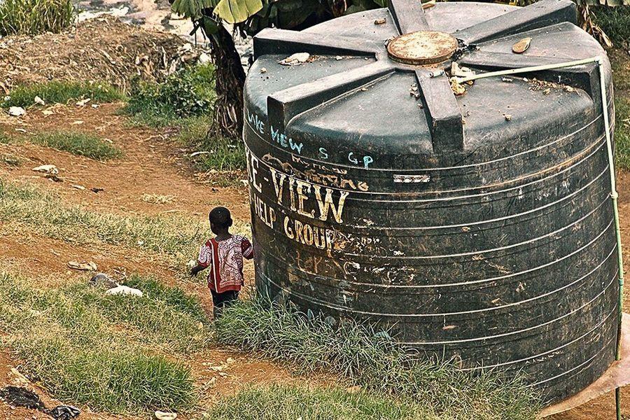 A boy in Kibera Nairobi NairobiKenya Africa Eyem Real People Outdoors One Person Day People Eyemphotography